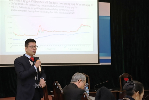 Mr. Nguyen Anh Duong (Head of Macroeconomic Policy Department - CIEM)