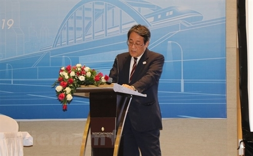 Mr. Kunio Umeda, Japanese Ambassador in Vietnam highly appreciated the Vietnamese Government's strict management of loans, especially from foreign donors.